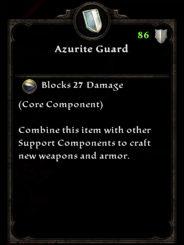 Azurite Guard