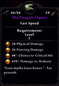 The Dragon's Spurs Inventory.png