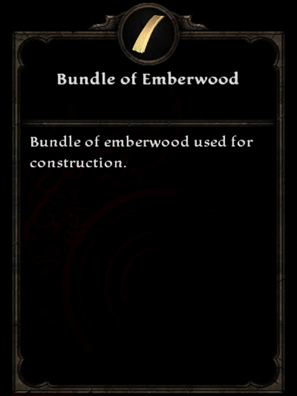 Bundle of Emberwood