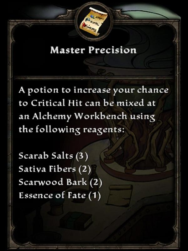 Master Precision