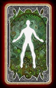 Unwritten one card
