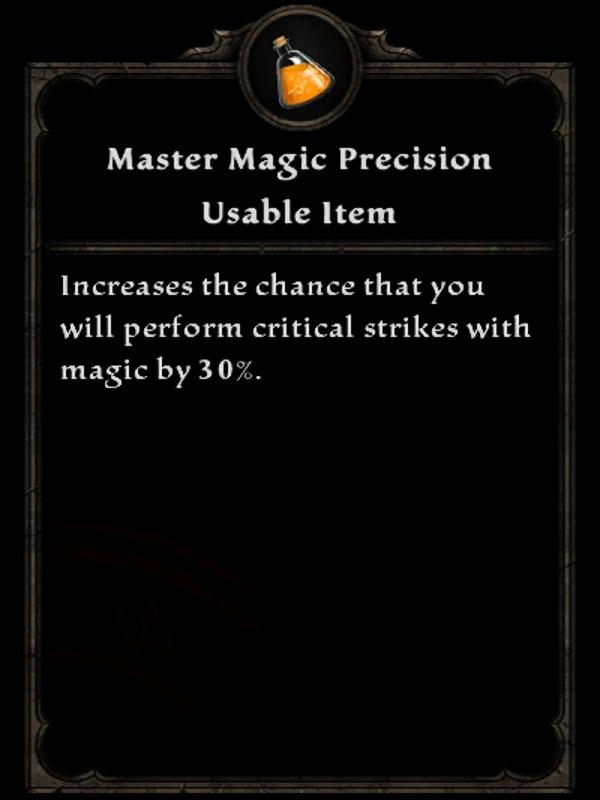 Master Magic Precision