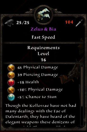 Zelus & Bia