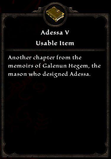 Adessa V