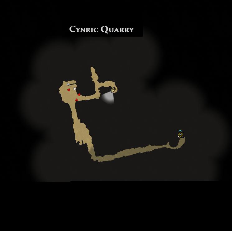 Cynric Quarry
