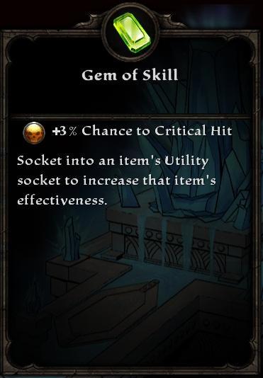 Gem of Skill