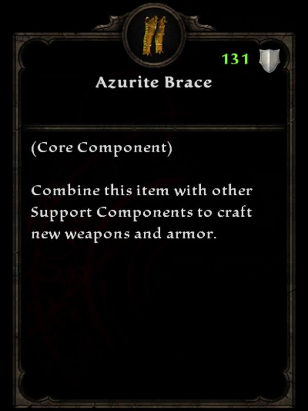 Sylvanite Brace