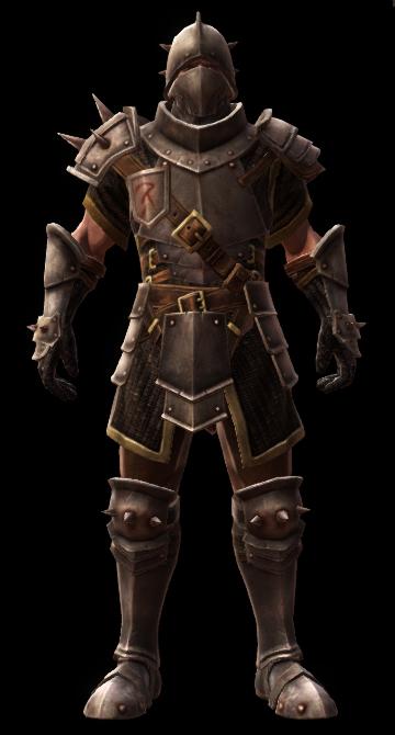 Thyrdon's War Armor