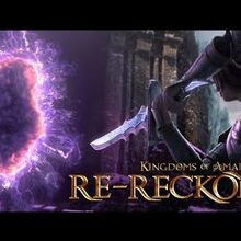 Kingdoms of Amalur Re-Reckoning - Announcement Trailer