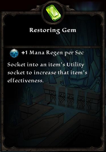 Restoring Gem