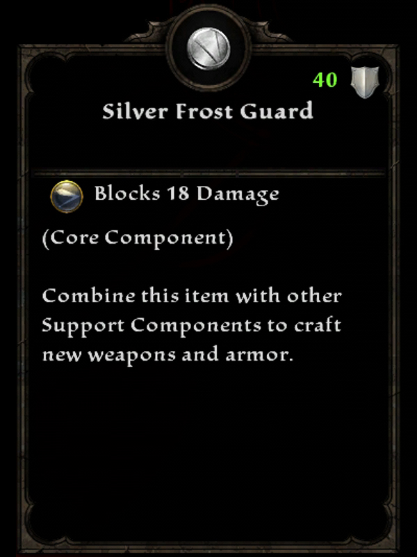 Silver Frost Guard
