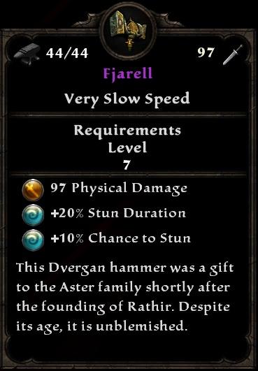 Fjarell