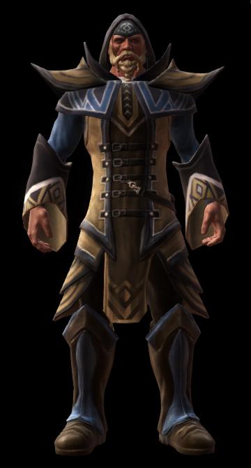 Arcanist's Armor Set