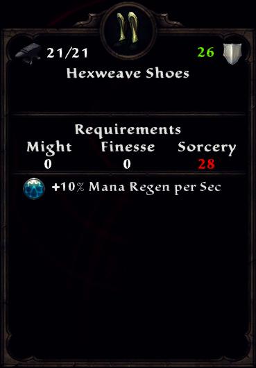 Hexweave Shoes