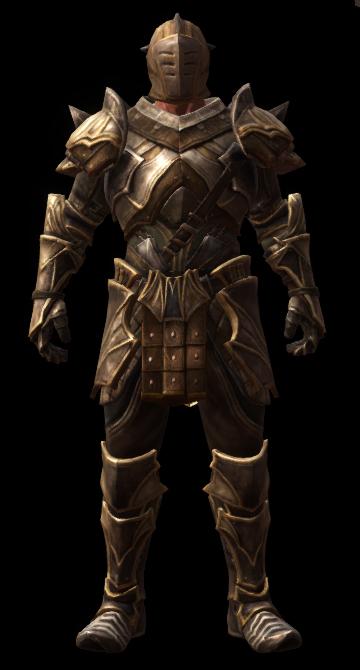 Vengeance Armor Set