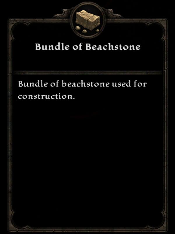 Bundle of Beachstone