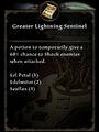 GreaterLightningSentinel
