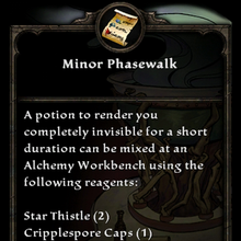 Minor Phasewalk Recipe card.png