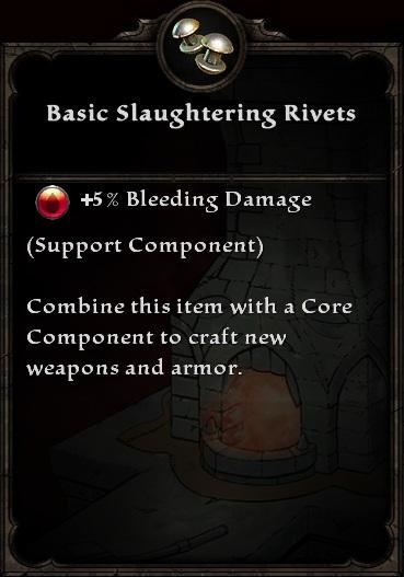 Basic Slaughtering Rivets