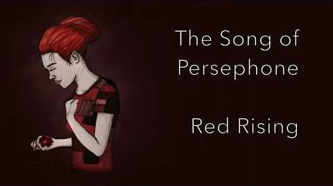The Song of Persephone - Red Rising Trilogy