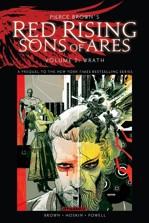 Sons of Ares, Volume 2: Wrath