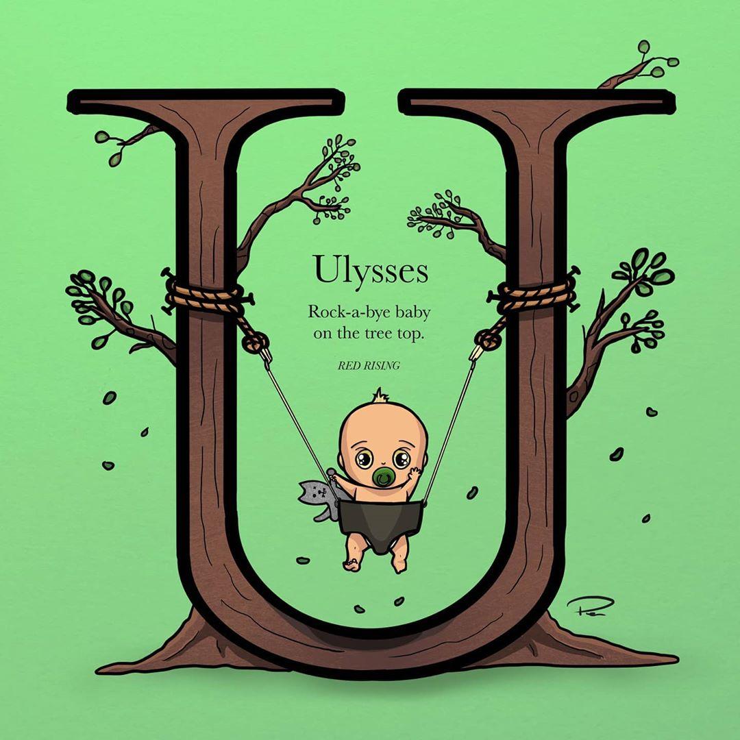 Ulysses au Barca