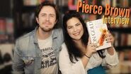 WHY DID IT TAKE YOU TWO YEARS?? - Pierce Brown Interview