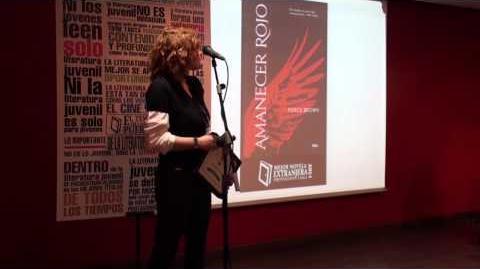 Discurso de Itziar de Francisco, jefa de prensa de Molino – VI Premio El Templo de las Mil Puertas