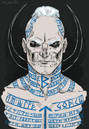 Ragnar no beard phantomrim
