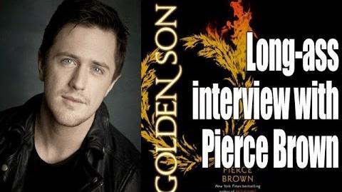 FridayFix • Pierce Brown talks GOLDEN SON