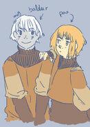 Baldur and Pax
