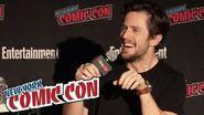 Pierce Brown's Red Rising Full Panel - New York Comic Con 2018