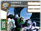 Harrier - Green Animal