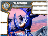 Metanoid - Blue Machine