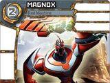 Magnox - Red Machine