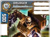 Drudger - Excavator Machine