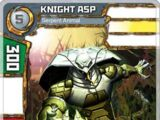 Knight Asp - Serpent Animal