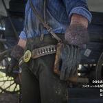 駝鹿皮射擊手套