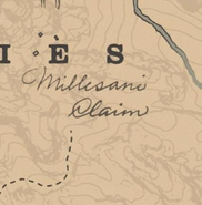MillesaniMineRDR Map