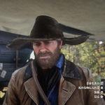 公羊皮寬邊帽子