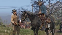 RDR2 talking to man on horse.jpg