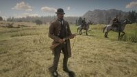RDR2 PinkertonsWithRifles