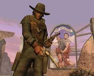 Red Dead Revolver Armas