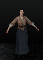 RDR2 Abby Full Model Classic