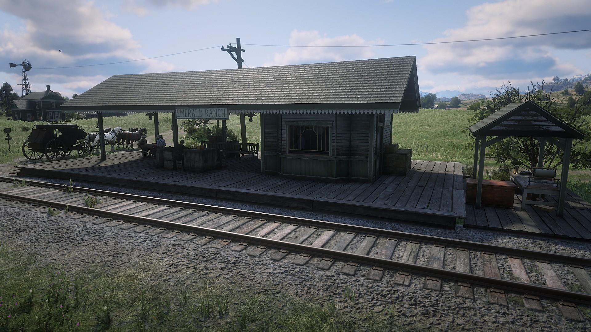Станция Эмеральд