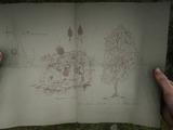 Набросок карты