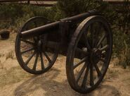 Cannon RDR2 s Model