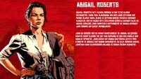 Abigail çizim