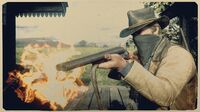 One Shoot Shootgun