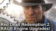 Red Dead Redemption 2 Trailer RAGE Engine Tech Upgrades Analysed!
